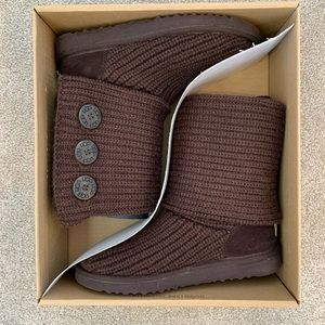 UGG Classic Cardy (knit) Boots
